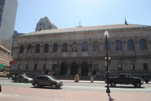 Boston Public Library 060213